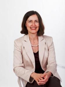 Brabara Hofmann-Huber aus Freiburg ist Expertin für das Thema Frauen und Karriere